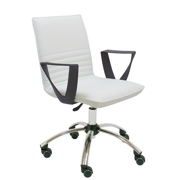Silla de ordenador cindy silla de dise o elegante y for Sillas de ordenador