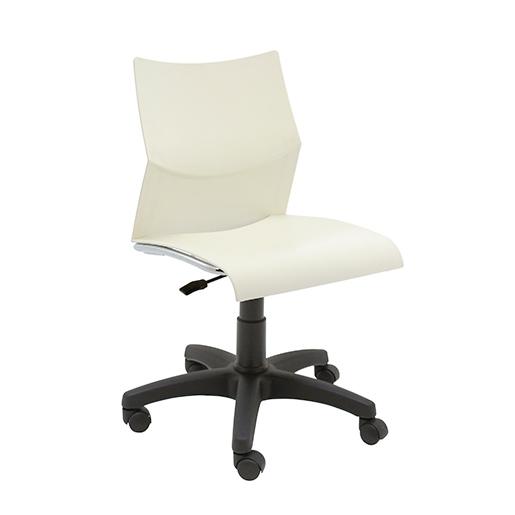Silla de escritorio clip silla de oficina de dise o italiano for Sillas de oficina de diseno