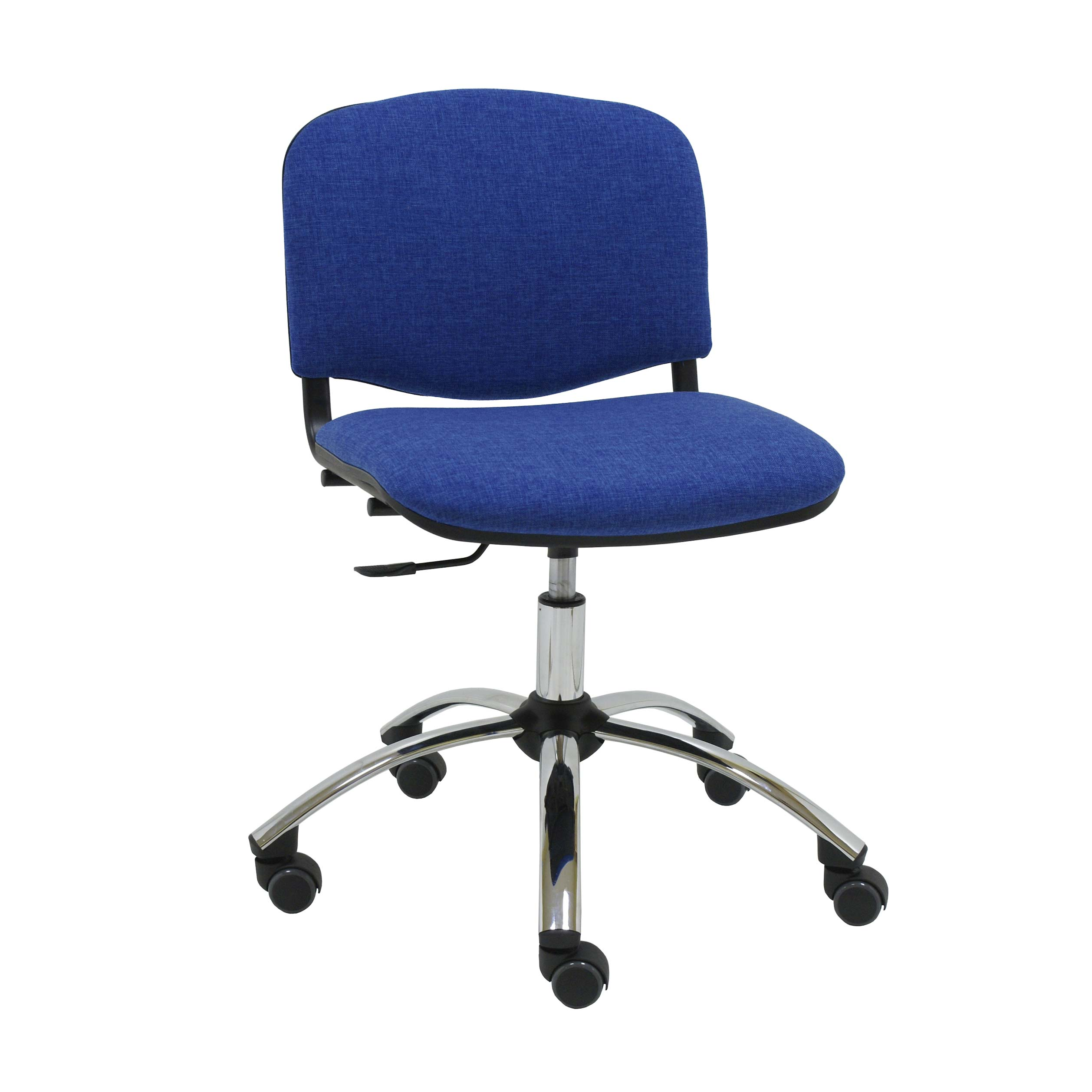 Silla giratoria iso una silla de escritorio ideal para for Sillas para trabajar